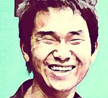 Chino sonriente